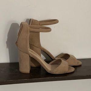 Lulus mauve heels